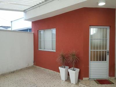 Casa Para Venda Em Mogi Das Cruzes, Jardim São Pedro, 3 Dormitórios, 1 Suíte, 3 Banheiros, 2 Vagas - 1768