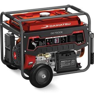 Grupo Electrógeno Generador Daihatsu 15hp Ar Elec. Ge7500e