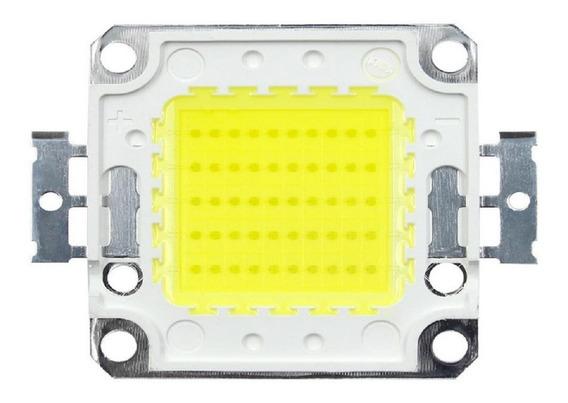 2 Chip Led Reposição Refletor 50w 100w 150w 200w Branco Frio