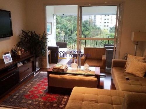 Imagem 1 de 14 de Apartamento Para Venda No Bairro Panamby Em São Paulo Â¿ Cod: Nm1176 - Nm1176