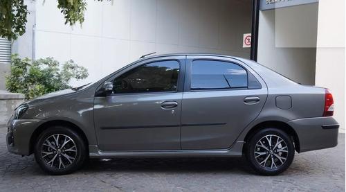 Imagen 1 de 15 de Nuevo Toyota Etios Xls Manual 4 Puertas Sedan 2021 - S