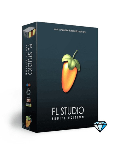 Fl Fruity Edition 20.1 Com Caixa