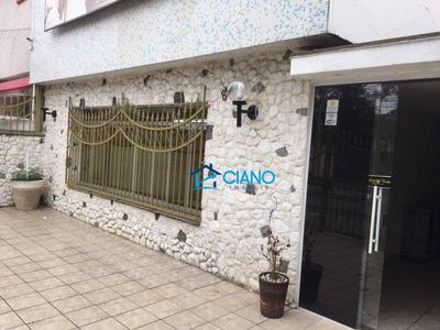 Sobrado Para Alugar, 300 M² Por R$ 4.000/mês - Vila Regente Feijó - São Paulo/sp - So0214