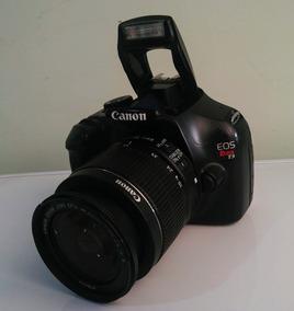 Kit Canon Eos Rebel T3 + Lente Sigma Dg 70-300mm + Bag