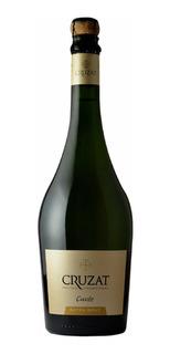 Cruzat Cuvée Extra Brut Nature Espumante Champagne V Crespo
