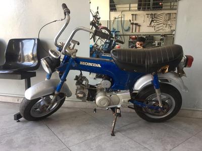 Honda St 70, Setentinha E Monkey, Azul Celeste