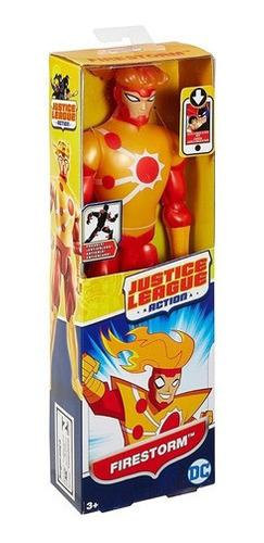 Firestorm Figura 30 Cm Articulada Liga De La Justicia