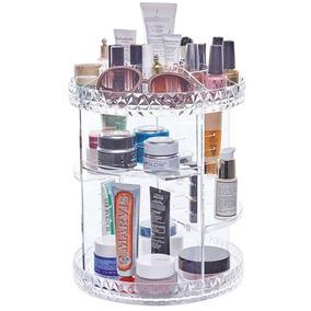 Organizador De Maquiagem Giratório Diamond