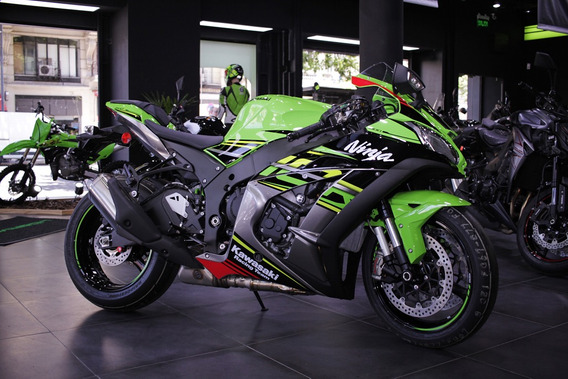 Kawasaki Ninja Zx10r Abs Lidermoto Line Up Completo !