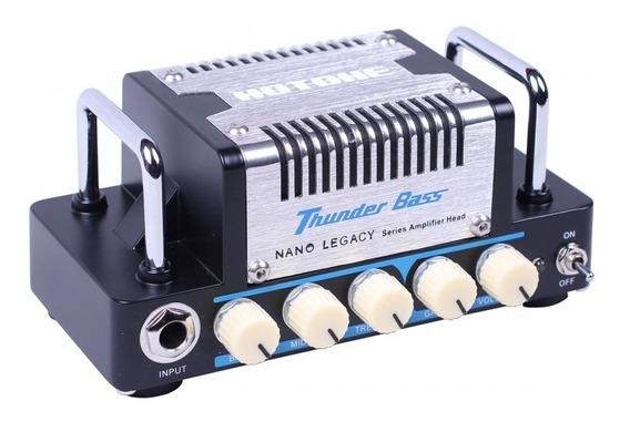 Cabeçote De Guitarra Hotone Thunder Bass