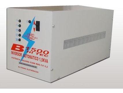Inversor - Conversor 12v Ou 24v 930watts- Hitec-1500(1.5kva)
