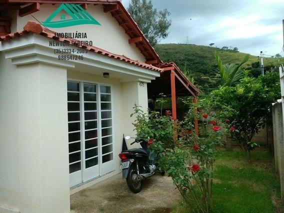 Casa A Venda No Bairro Ramon Em São Lourenço - Mg. - 117-1