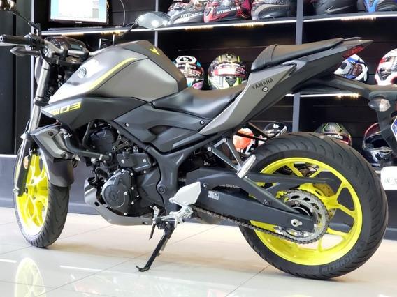 Moto Yamaha Mt03 2019 Mt 03 - 2760 Km