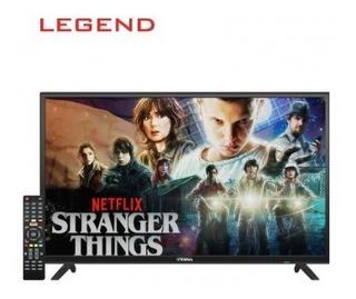 Tv Prima 43 Pulgadas Legend 2018 Fullhd Netflix + Soporte