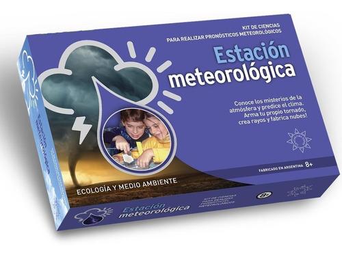 Estacion Meteorologica Int 1028 Ciencias Para Todos Original