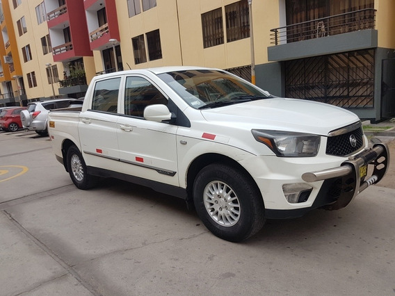 Ssangyong Actyon Full