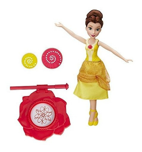 Imagen 1 de 7 de Disney Princess Dancing Doodles Belle
