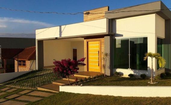 Casa Com 4 Quartos Para Comprar No Cond. Gran Park Em Vespasiano/mg - 2211