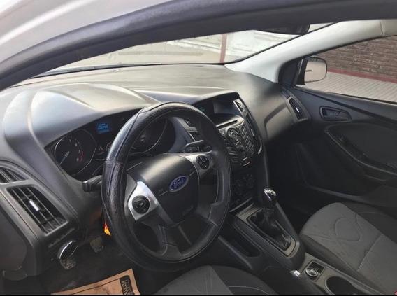 Ford Focus 4 Puertas 1.6 N Mt S. Año 2014. Con Gnc