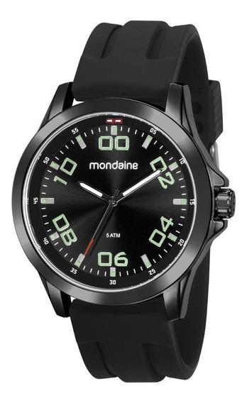 Relógio Mondaine Masculino 99432gpmvpl1 Preto