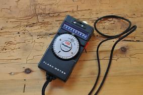 Flash Meter Fotômetro Shepherd Xe-88 Digital Funcionando