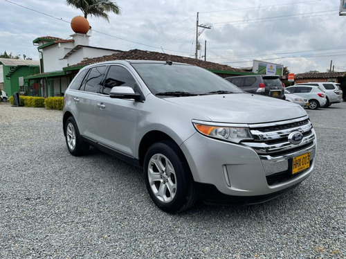 Ford Edge Limited 3.5 At 2014