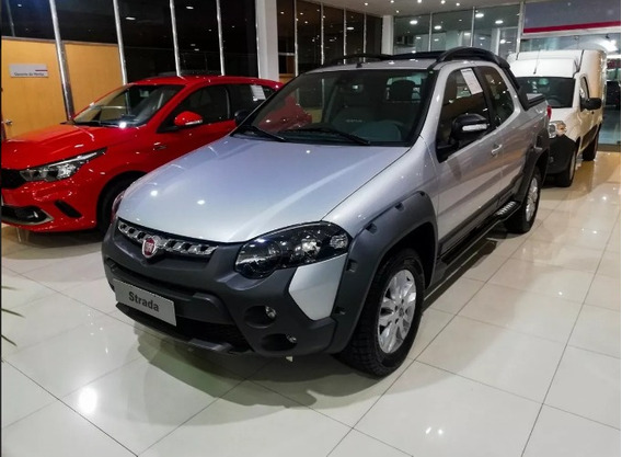 Fiat Strada 1.6 Adventure Cd Pack Xtreme Contado 2019 Ea