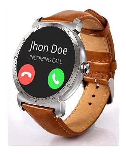 Watchout Wearables Elegante Reloj Inteligente Gen2 Semental