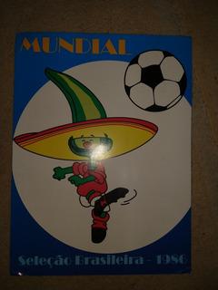 Álbum Da Copa 1986, Completo