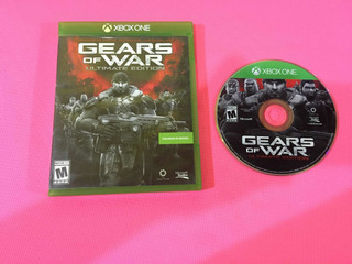 Gears Of War Ultimate Xbox One (game Army)