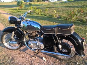 Horex Imperator 400 Cc Año 1953