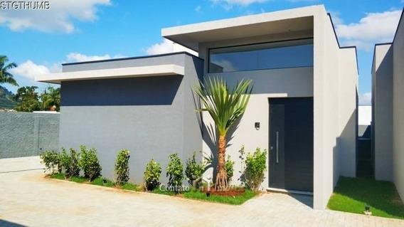 Casas Térreas Condomínio 3 Quartos Atibaia - Cc0176-1