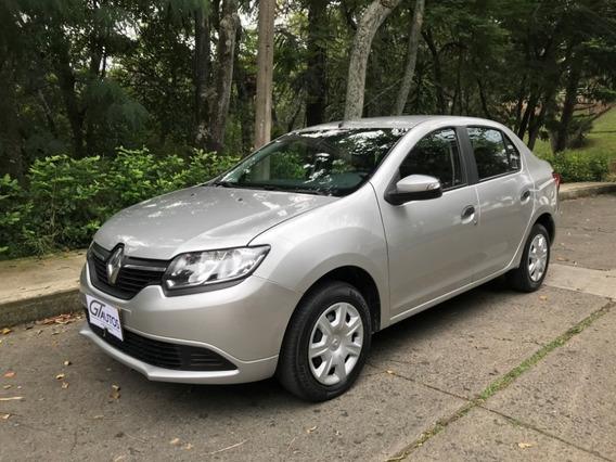 Renault Logan Automatico 2018