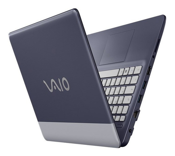 Notebook Vaio I7-6500u 1tb 8gb 14 Led Win10 Home