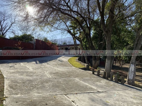 Ranchos En Venta En El Ranchito, Santiago, Nuevo León