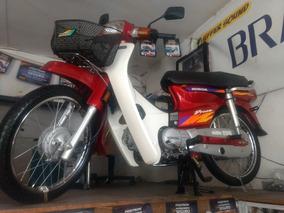 Honda Dream 97 Com 1000 Km Rodado (relíquia)