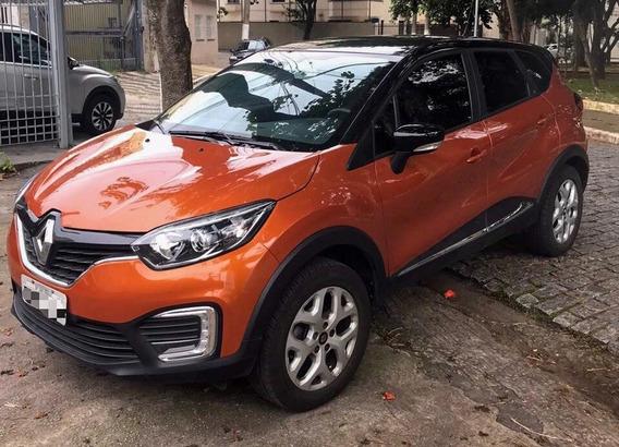 Renault Captur Life 1.6 Aut. 2018/2018 Com Muitos Opcionais!