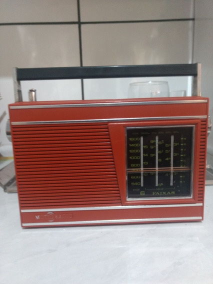 Radio Am Motoradio Antigo