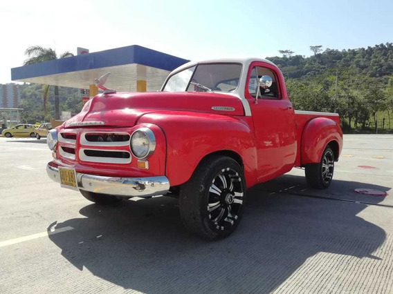 Studebaker Pick Up Modelo 1953