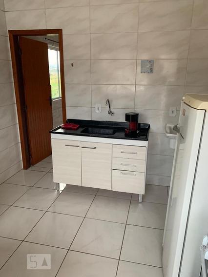 Apartamento Para Aluguel - Forquilinhas, 1 Quarto, 30 - 893069225