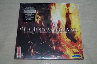 My Chemical Romance I Brought You Vinilo Rock Activity