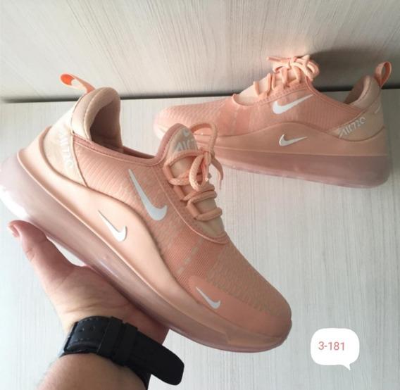 zapatillas nike rosa palo mujer
