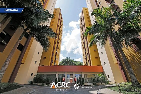 Acrc Imóveis - Apartamento Com Amplo Terraço Para Locação No Bairro Vila Nova - Ap03323 - 34927857
