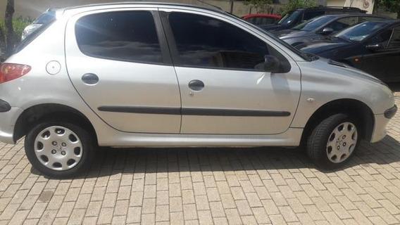 Peugeot 206 - Sensation - 1.4 - 2007 - Flex