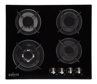 Parrilla Axcent A Gas A. Inox. 59x51 4q Hf Agata Jz-bs4ba