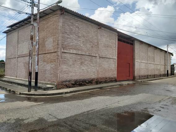 Galpón En Tinaquillo, Sector Valle Fresco, Edo. Cojedes 0414