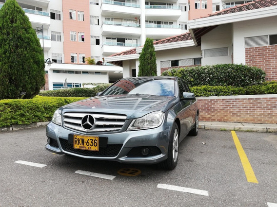 Mercedes Benz C180 Blueefficiency