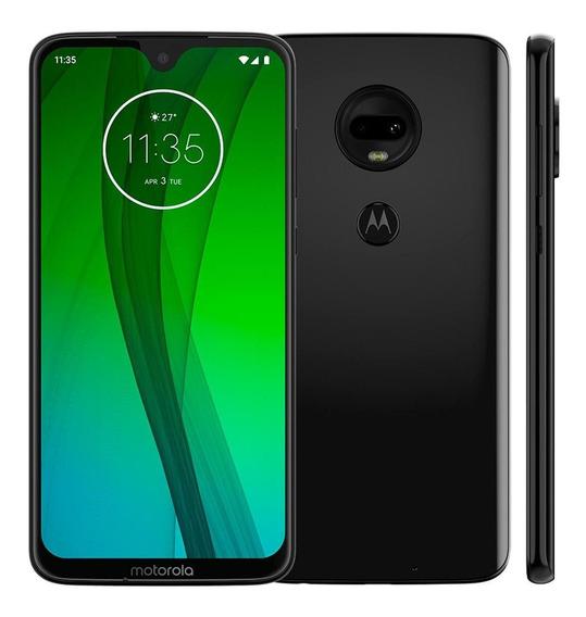 Smartphone Motorola Xt1962-4 Moto G7 64gb Onix
