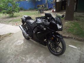 Kawa Ninja 250 Permuto Moto Chica