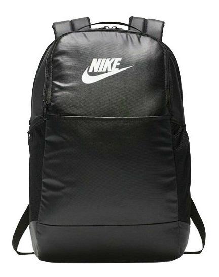 Mochila Nike Brasilia Negro Unisex